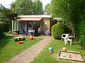 Vrijstaande vakantie bungalow
